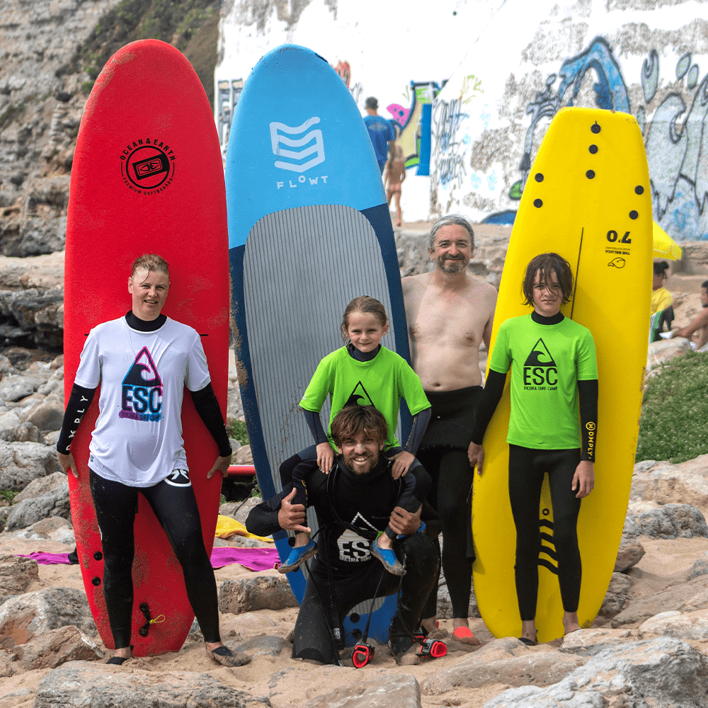 surf camp ericeira - Surf Package