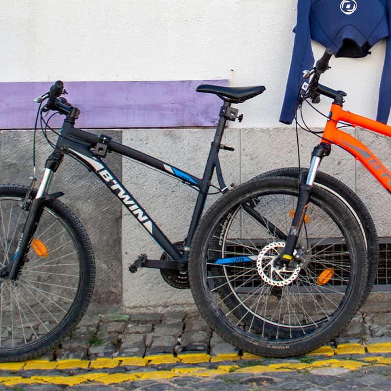surf camp ericeira - Rentals - Bikes