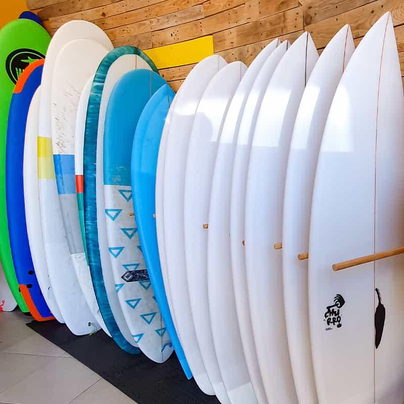 surf camp ericeira - Rentals - Soft Top Boards