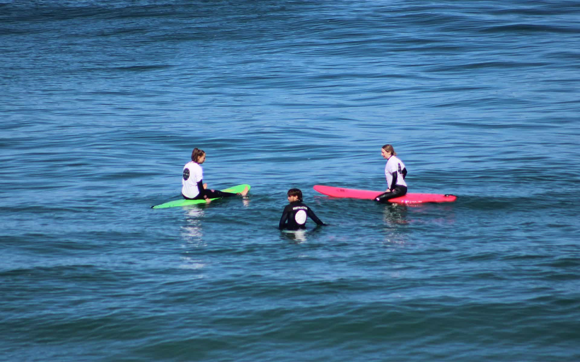 surf camp ericeira - Activities - Guided Surf Tours