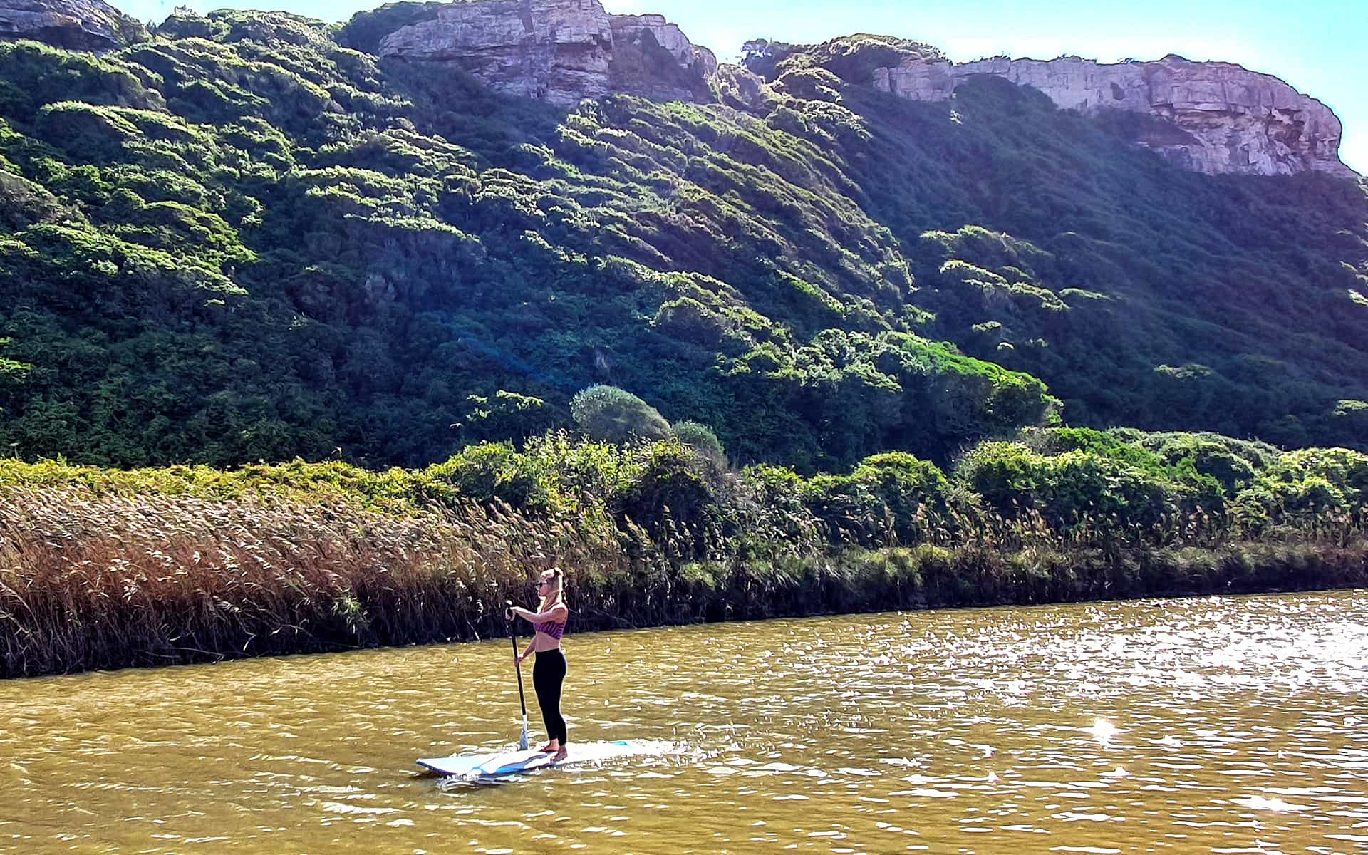surf camp ericeira - Activities - Stand up Paddle